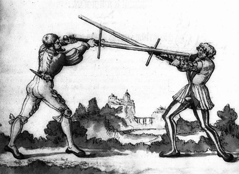 Фехтование на мечах книгу скачать