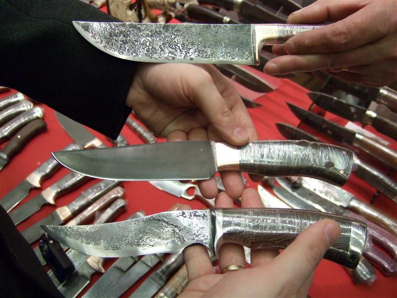 Металл для ножа в домашних условиях
